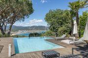 Close to Saint-Tropez - Villa with sea view - photo4