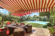 Cap d'Antibes - Charming provencal style villa with pool - photo5
