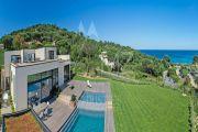 Ramatuelle - L'Escalet - Villa contemporaine avec superbe vue mer - photo2