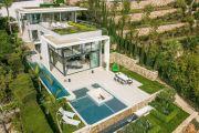 Nice - Villa neuve avec vue mer panoramique - photo3
