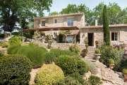 Luberon - Beautiful stone house with heated pool - photo4