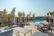 Cannes - Palm Beach - Apartment with a roof terrasse and private pool - photo1
