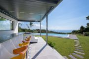 Cannes - new villa with sea view - photo2