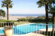 Nice - Pessicart - Magnifique villa en pierre vue mer - photo13