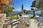 Villefranche-sur-Mer - Lovely villa with pool and sea view - photo5