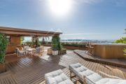Cannes - Basse Californie - Penthouse avec vue mer panoramique - photo1
