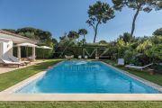 Cap d'Antibes - Superbe villa de plein pied - photo12