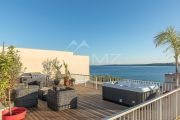 Appartement entièrement rénové avec toit terrasse - Cannes Palm Beach - photo2