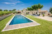 Luberon - Belle maison en pierres avec piscine - photo2
