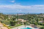 Proche Cannes - Belle villa provençale de caractère avec vue mer - photo5