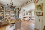 Cap d'Antibes - Charming provencal style villa with pool - photo8