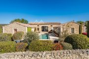Gordes - Lovely stone built villa with heated pool - photo12