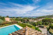 Proche de Saint-Tropez - Villa moderne avec vue mer - photo3