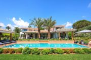 "Saint-Tropez - ""Les Parcs"" - Villa contemporaine neuve - photo1"
