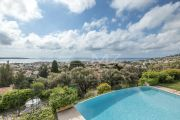 Close to Cannes - Provencal style villa with panoramic sea views - photo7