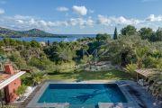 Proche Cannes - Villa contemporaine vue mer - photo2