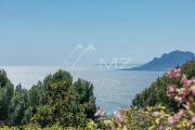 Cannes - Charmante villa avec vue mer - photo11
