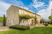 Luberon - Beautiful farmhouse with heated pool - photo1