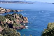 Theoule sur Mer - Rare - True Waterfront Property - Panoramic sea view - photo4