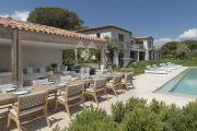 Saint-Tropez - Les Parcs - Villa neuve vue mer panoramique - photo2