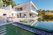 Proche Cannes - Mandelieu Les Termes - Villa contemporaine neuve - photo6