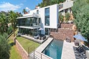 Proche Cannes - Mandelieu - Villa contemporaine - photo2