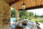 Gordes - Beautiful stone house with tennis court and heated pool - photo4