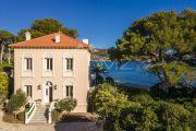 Proche Cannes - Saint-Raphaël - Propriété Belle Époque les pieds dans l'eau - photo1