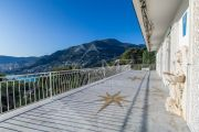 Roquebrune-Cap-Matin - Villa to renovate overlooking the sea, permit obtained - photo2