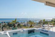Cannes - Croix des Gardes - Appartement avec vue mer panoramique - photo9