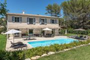 Cannes Back country - Charming and recent Bastide - photo1