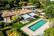 Ramatuelle - Pampelonne -  Contemporary villa - photo1