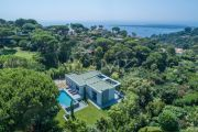 Super Cannes -  Rare new architect's villa - photo2