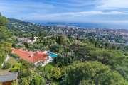 Cannes Californie - Villa vue mer - photo17