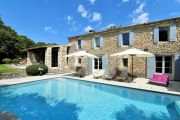 Gordes - Beautiful stone house with tennis court and heated pool - photo1