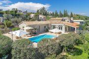 Mougins - Villa rénovée dans domaine privé - photo1