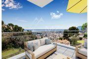 Proche Cannes - Sur les hauteurs - Spacieux appartement dans une résidence neuve - photo1