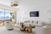 Cannes - Californie - Refurbished apartment with panoramic sea view - photo5