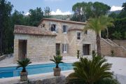 Cannes backcountry - Charming villa with stone facade - photo1