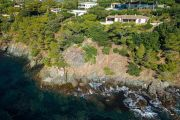 La Croix Valmer - Gigaro -   Waterfront villa panoramic view - photo4