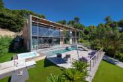 Proche Cannes - Sur les hauteurs - Propriété contemporaine - photo25