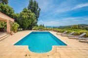 Sole Agent - La Croix-Valmer - Sea view provencal 5 bedroom home - photo1
