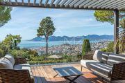 Cannes - Californie - Rare - Vue mer panoramique - photo5