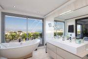 Juan-Les-Pins - Villa sur toit avec vue mer panoramique - photo8