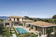 Saint-Tropez - Luxueuse villa neuve en plein centre ville - photo1