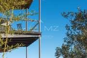 Arrière-pays cannois - Villa contemporaine avec vue - photo10