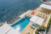 Cap d'Antibes - Exceptionnelle villa pieds dans l'eau - photo4