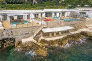 Cap d'Antibes - Exceptionnelle villa pieds dans l'eau - photo2