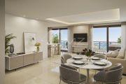 Cannes Palm Beach - New program HELIOS - Luxurious three rooms apartment ANTARES - photo1
