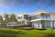 Канны - Супер Канны - Новая современная вилла с панорамным видом на море - photo3